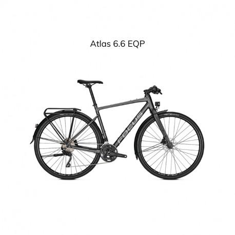 Vélo électrique de route FOCUS ATLAS 6.6 EQP