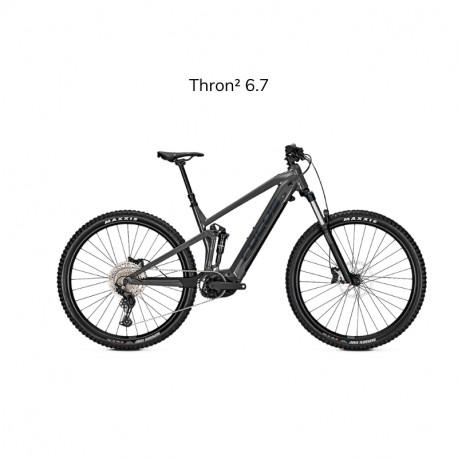Vélo électrique FOCUS THRON² 6.7