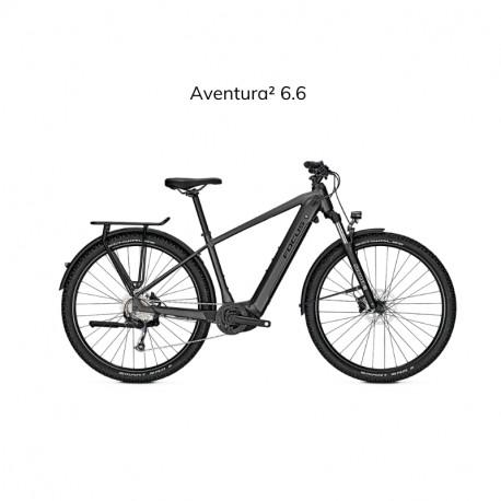 Vélo électrique FOCUS AVENTURA² 6.6