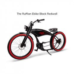 RUFF CYCLES - THE RUFFIAN black redwall