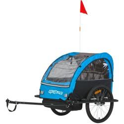 Remorque vélo Baby Van Eco Spectra