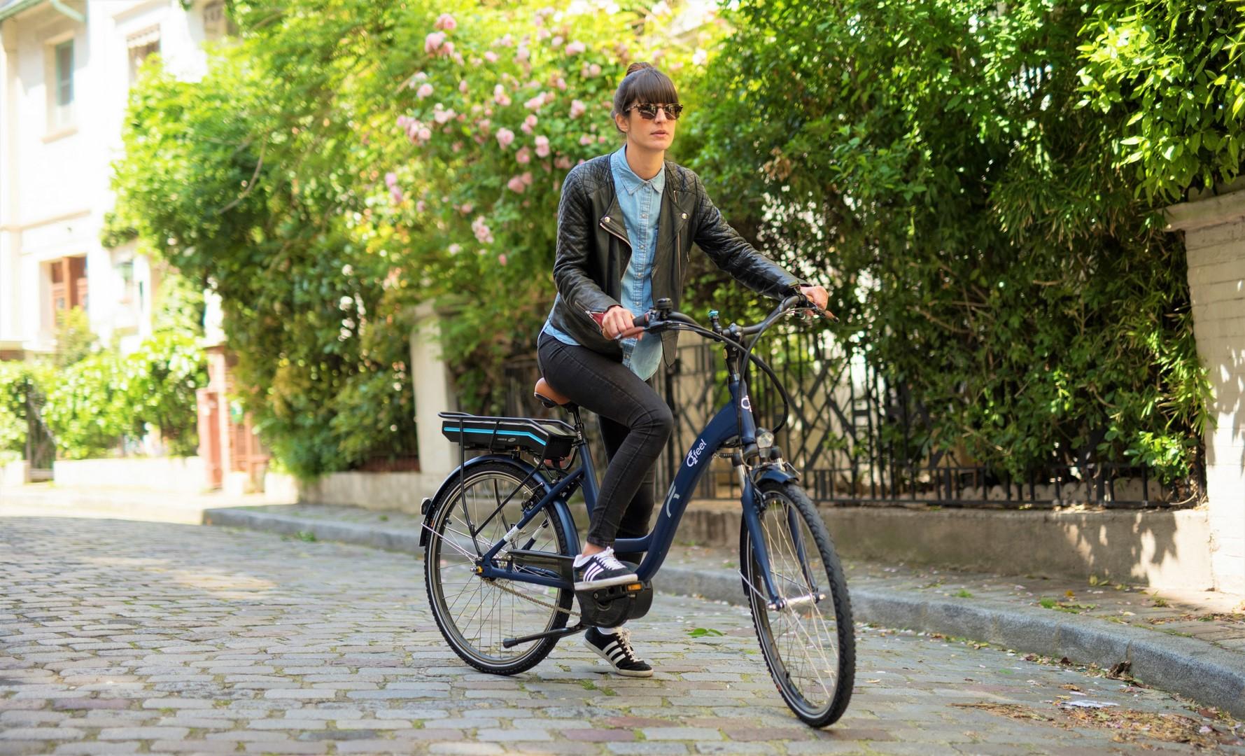 bonus écologique - 200 euros offert - vélo électrique - O2 Feel