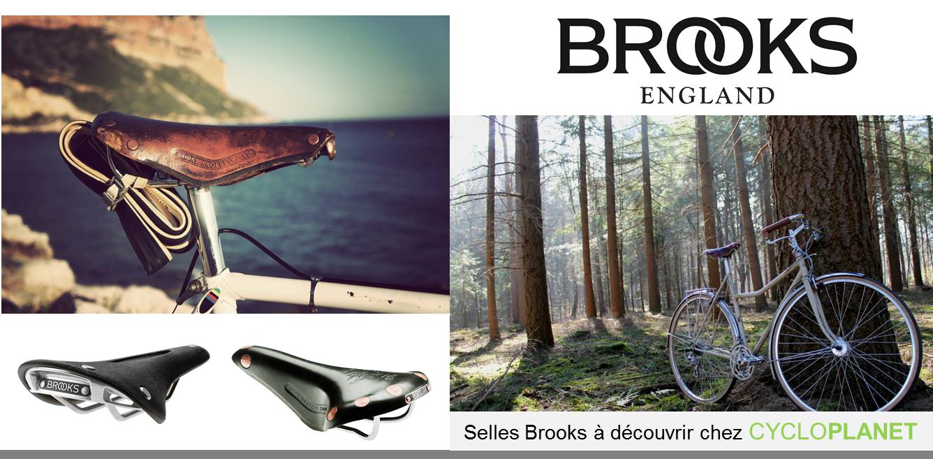 Selles Brooks haut de gamme
