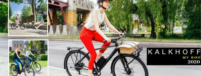 Vélos et VTT électriques Kalkhoff